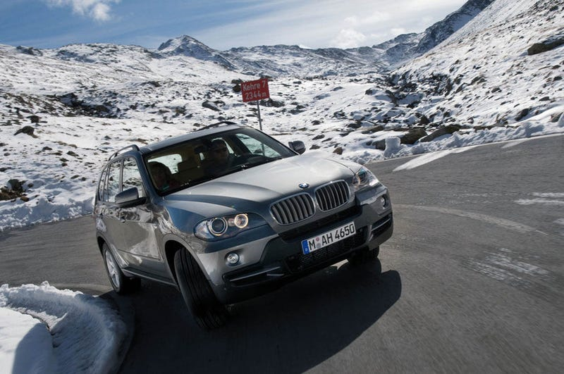 Illustration for article titled BMW X5 xDrive35d AdvancedDiesel To Challenge Audi Diesel Dominance