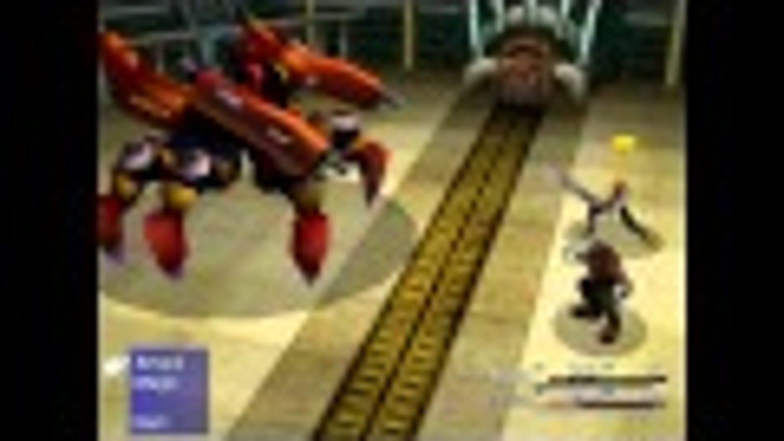 You Want Your Final Fantasy VII HD Remaster? Well Here It Is!