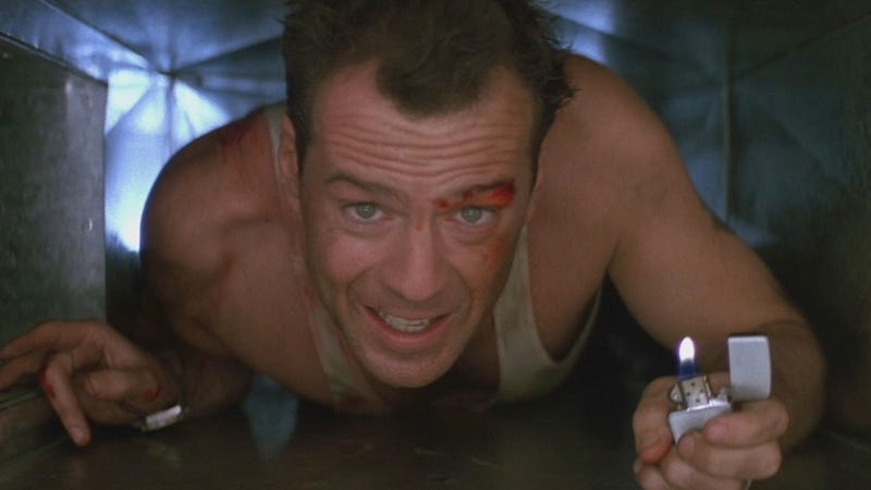 Illustration for article titled This Game's Starting Concept: What If John McClane Had Died?