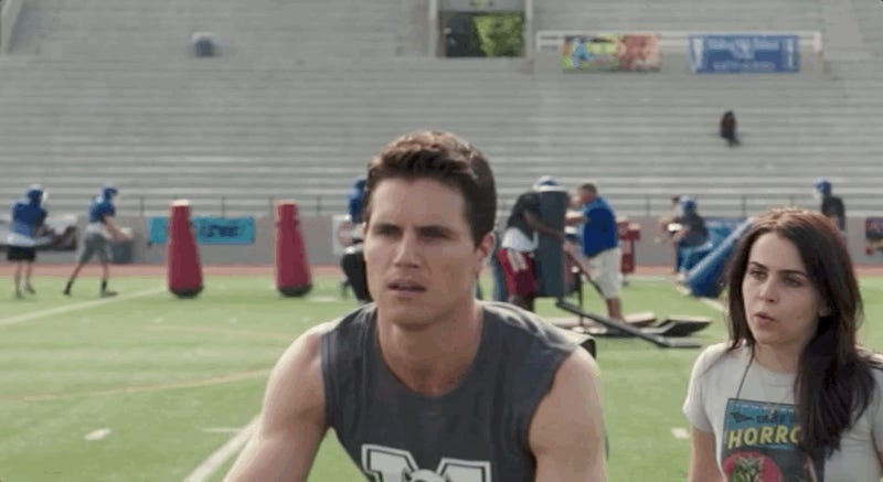 Actor Who Portrayed QB Gets Called Out, Goes To Great Lengths To Prove He Can Actually Throw A Football