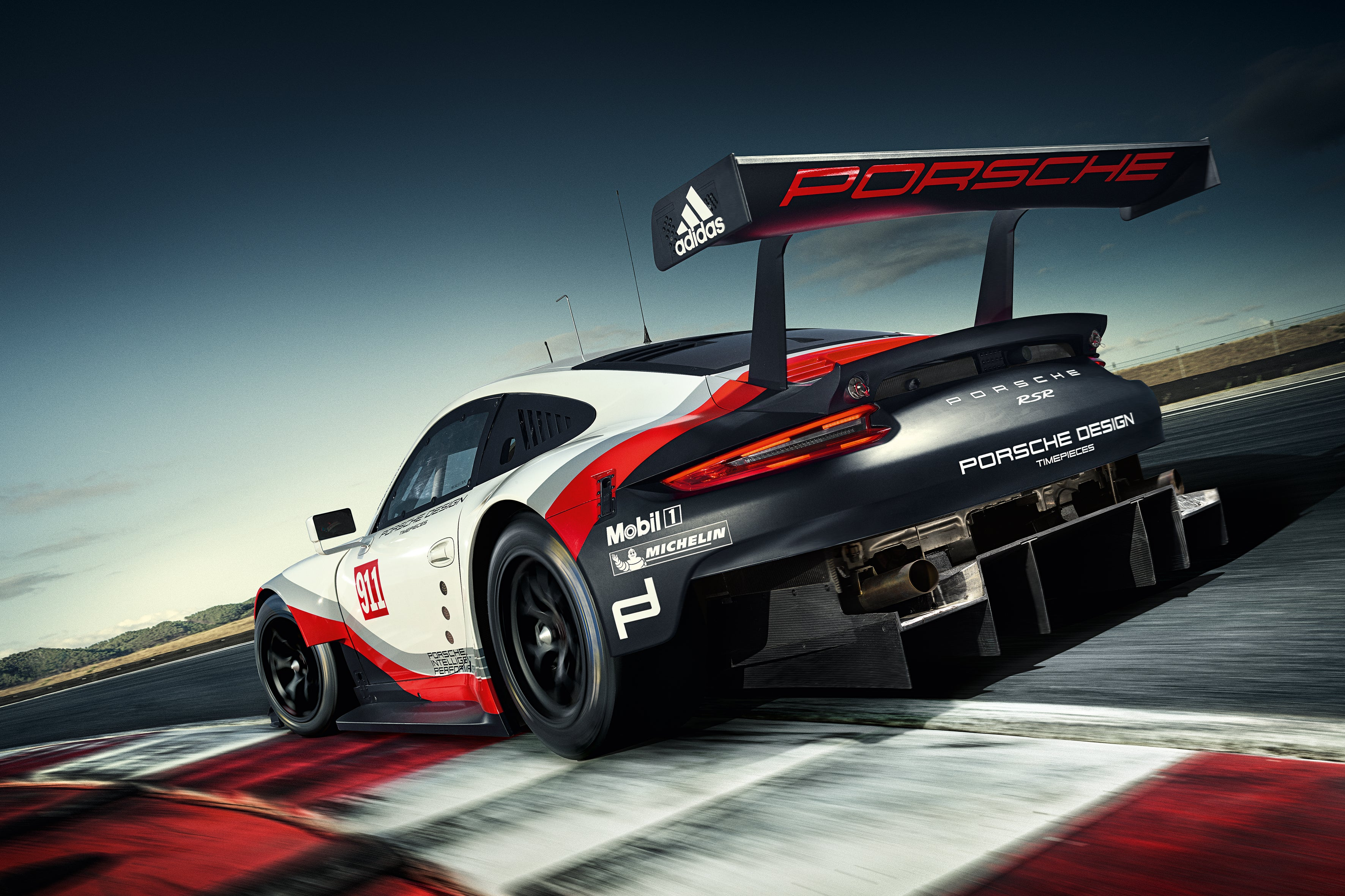 Why A Mid-Engine Porsche 911 Race Car Is Such A Big Deal