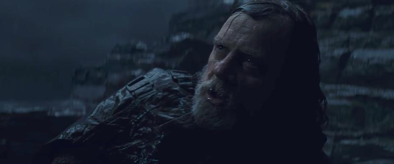 """Esto no va a pasar de la forma que esperas"". Luke Skywalker. TM Lucasflim Ltd. 2017"