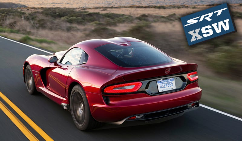 Illustration for article titled Jalopnik And Gizmodo Are Coming To A Town Near You… With A Viper
