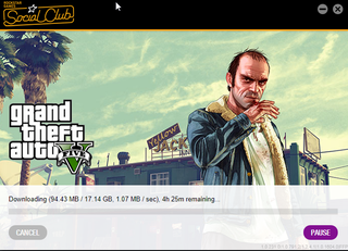 Illustration for article titled So I haven't opened GTA V in a while.