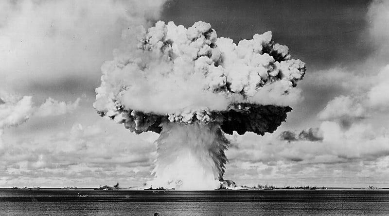 Illustration for article titled Would You Visit Atomic Bomb National Park?