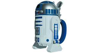 Illustration for article titled The R2-D2 Stein Is The Ultimate Astromech Drinking Receptacle