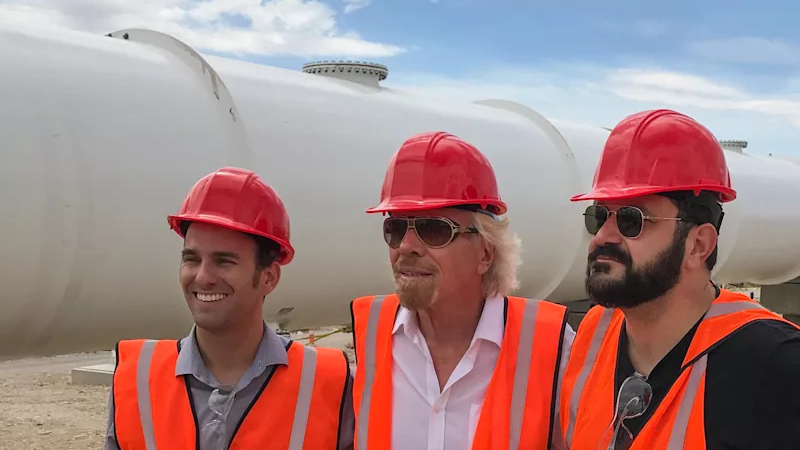 Photo: Virgin Hyperloop One