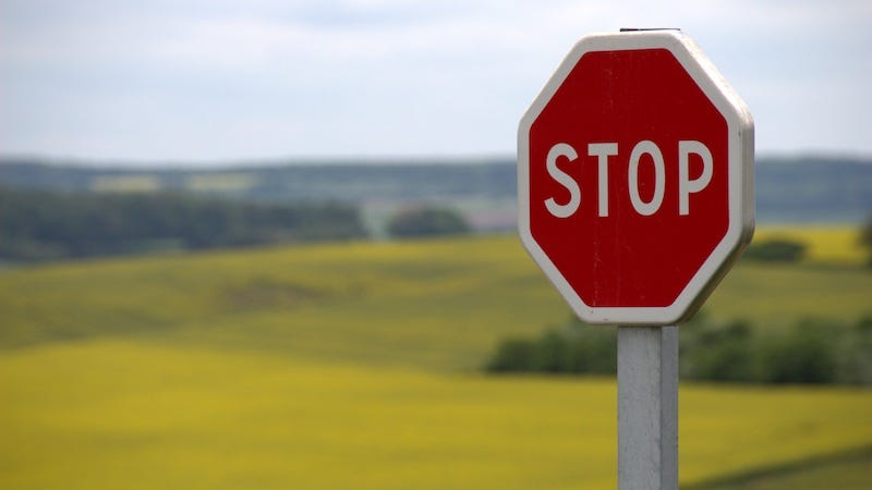 use the stopping rule to break your social media loop