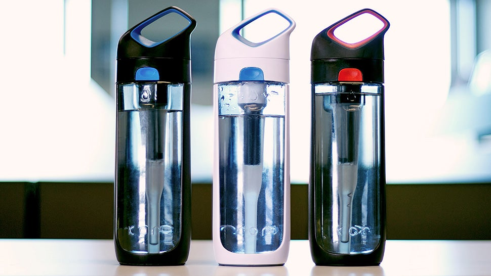 Glass Water Bottle With Filter - Best filtered water bottle