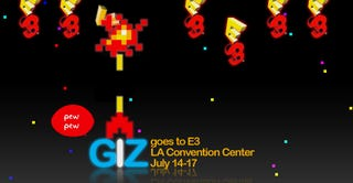 Illustration for article titled Gizmodo At E3 2008: What Do You Want To See?