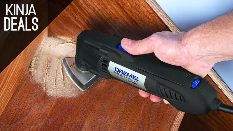 Illustration for article titled Add a Dremel To Your Toolbox For $39