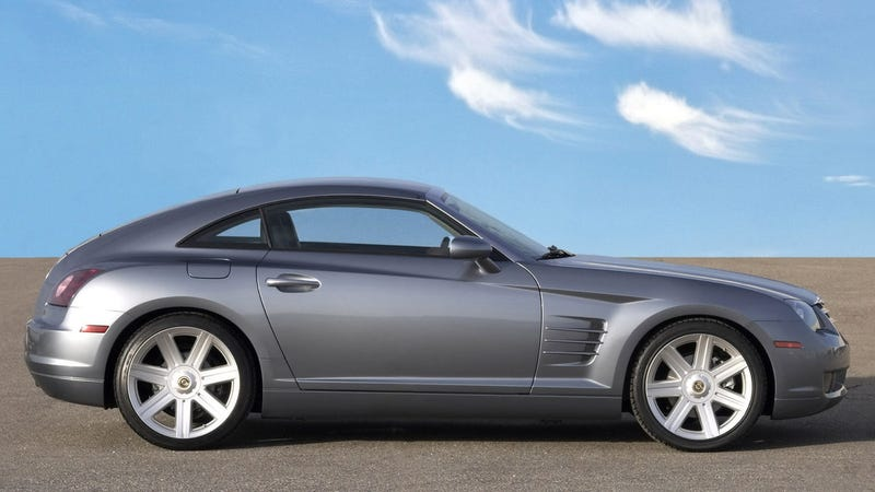 you forgot all about the chrysler crossfire didn 39 t you. Black Bedroom Furniture Sets. Home Design Ideas