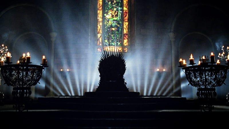 The Iron Throne.