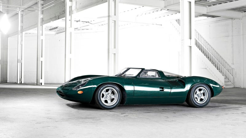 Would sell my whole entire soul for an XJ13 replica.