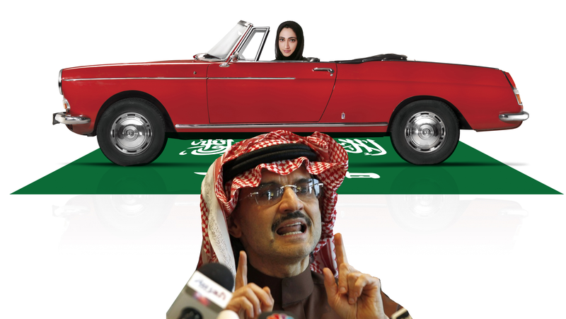 Illustration for article titled Saudi Prince Says It's Time Saudi Women Are Allowed To Drive Already