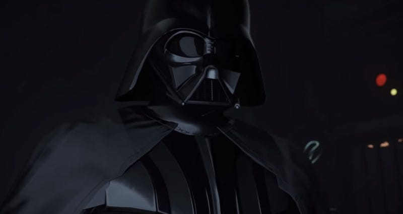 Illustration for article titled New Darth Vader Game Is Coming To Oculus VR [Update]