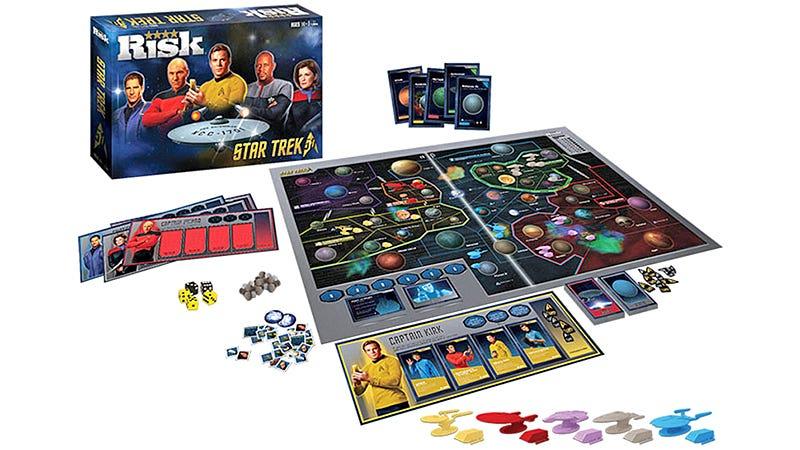 Illustration for article titled Star TrekRisk Will Finally Determine Who's the Best Starfleet Captain of All Time