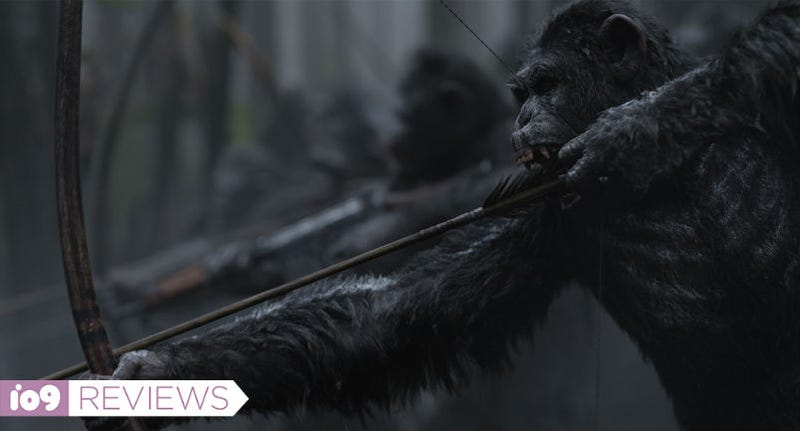 War for the Planet of the Apes is intense and incredible. All Images: Fox