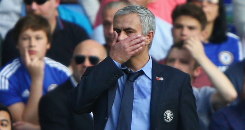 Illustration for article titled José Mourinho Continues To Lose, Then Give Great Postgame Interviews