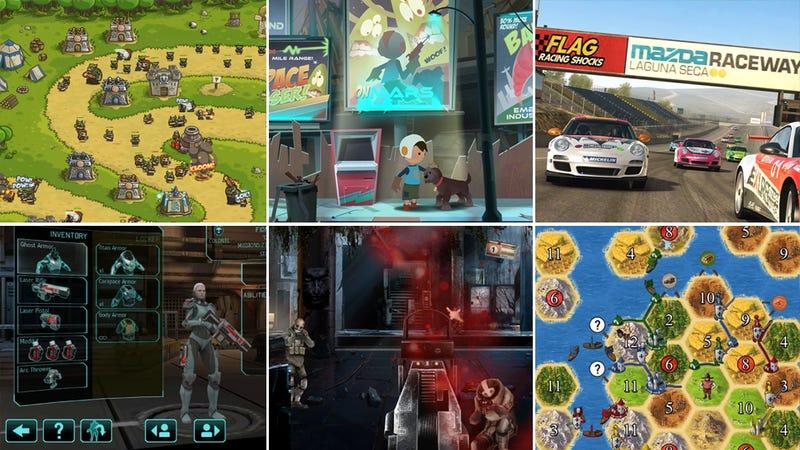Los mejores juegos de iPhone y iPad para estas vacaciones