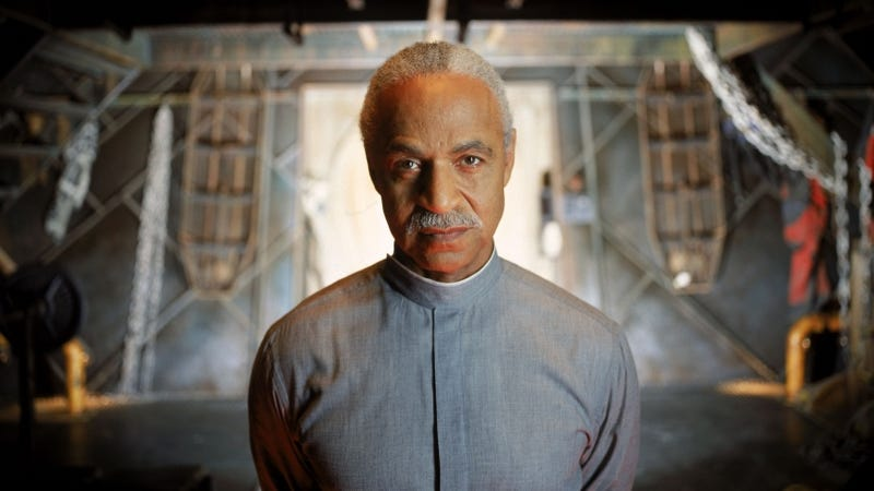 Illustration for article titled Firefly's Shepherd, Ron Glass, Dies at 71 (Update)