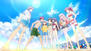 Illustration for article titled Ani-TAY Discussion: The Beach Episode