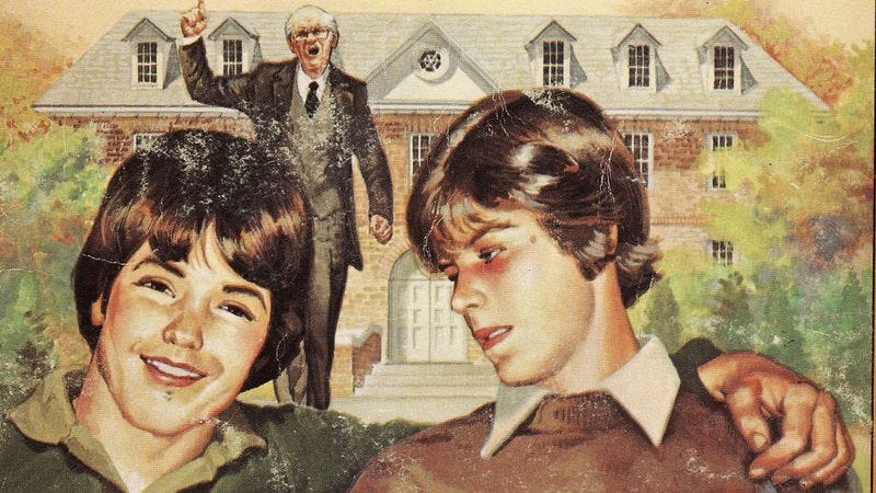 Illustration for article titled Read This: The deathless, ageless Canadian kids' lit of Gordon Korman