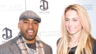 Illustration for article titled Tiki Barber Finally Proposes To Young Blonde Blamed For Destroying His First Marriage