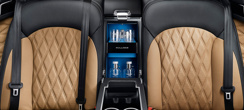 Illustration for article titled Bentley Has Your In-Car Booze Situation Covered Three Different Ways