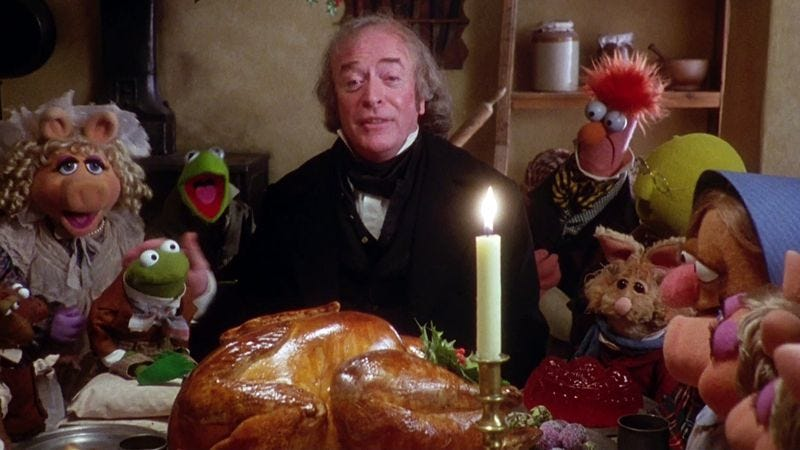 Illustration for article titled The Muppet Christmas Carol keeps holiday (and Muppet) traditions alive
