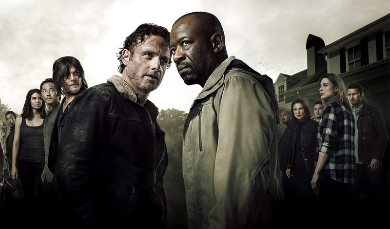 Illustration for article titled The Walking Dead Live Thread