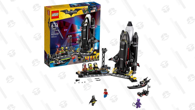 LEGO Batman Movie Bat-Space Shuttle | $53 | Walmart or Amazon