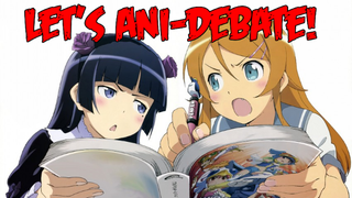 Illustration for article titled AniDebate? Let's try to get this started up again.