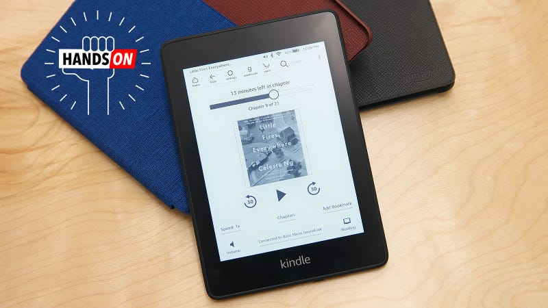 Illustration for article titled Amazon's Most Popular Kindle Could Now Be Its Best Buy