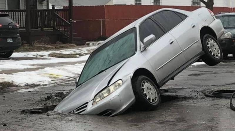 Illustration for article titled Michigan Eats Honda Accord