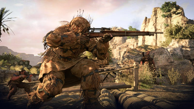 Illustration for article titled Sniper Elite 3 Steam Codes Stolen, Resold To Innocent Buyers, Revoked
