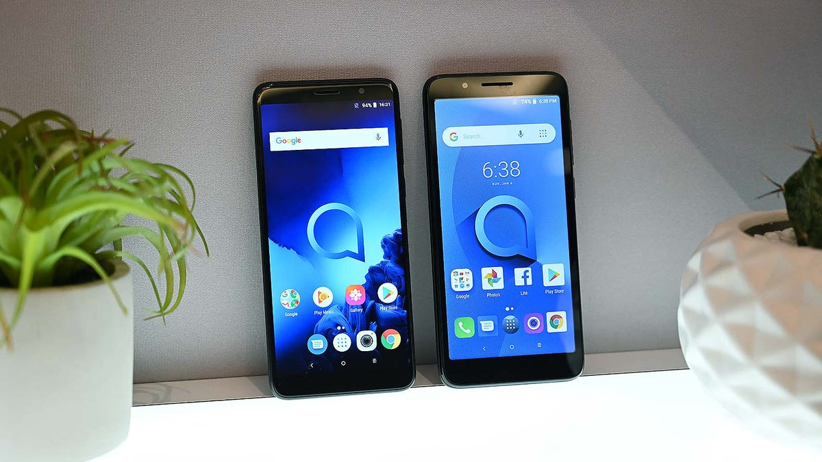 Alcatel's Refreshed 1X Is Going Big For a $120 Phone