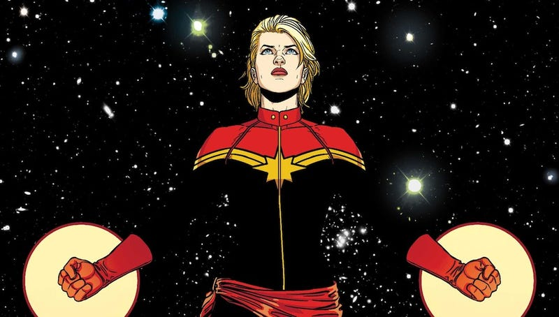Illustration for article titled Why Marvel Needs to Make a Captain Marvel Movie Like, Yesterday