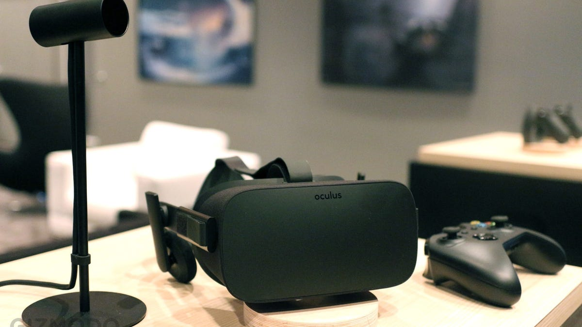 I Used The Final Oculus Rift  Here Are The Games Worth Playing