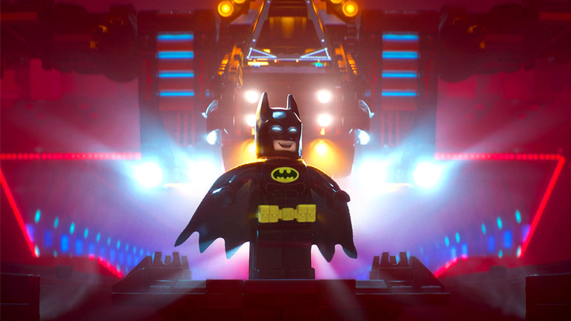 Illustration for article titled The First Pics From the Lego Batman Movie Reveal One Sweet Batcave