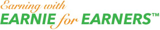 Earnie for Earners™ logo