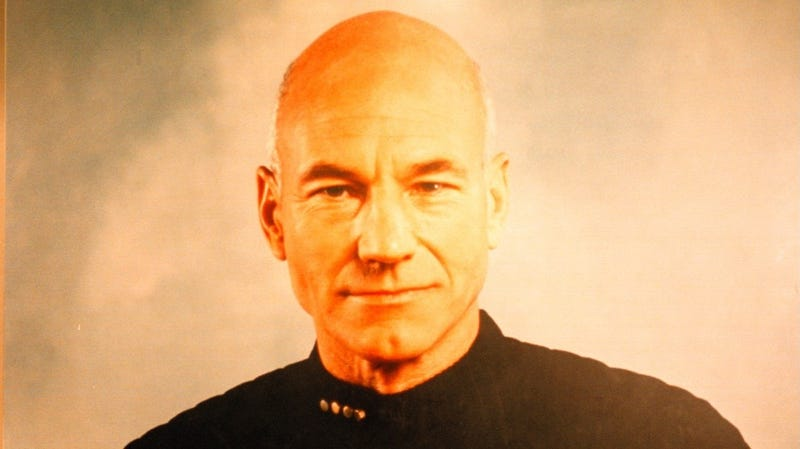 Illustration for article titled Jean-Luc Picard to come back to save us from ourselves in late 2019