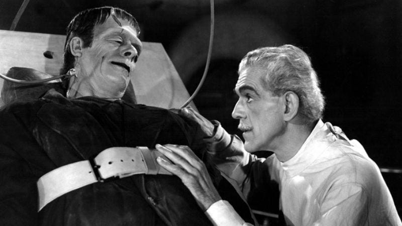 Illustration for article titled And now there are about eight Frankenstein movies in the works