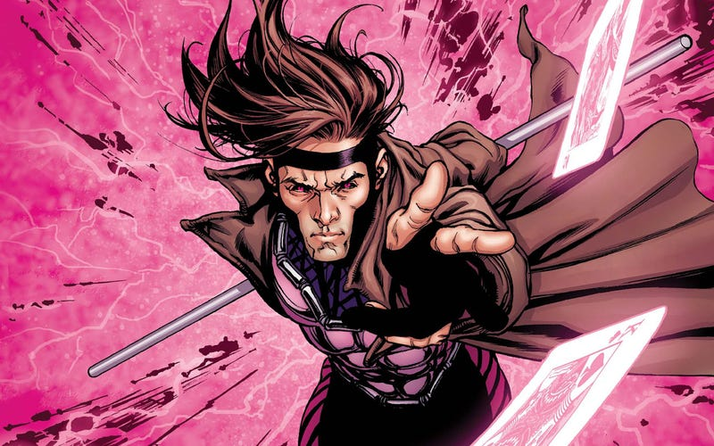 Illustration for article titled The Gambit Movie Will Hit Our Screens in 2016