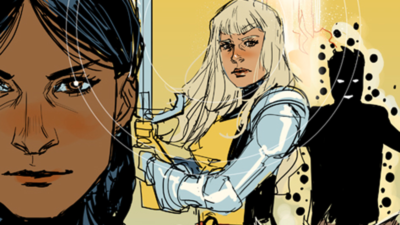Illustration for article titled The Director of the New Mutants Movie May Have Just Revealed the Team