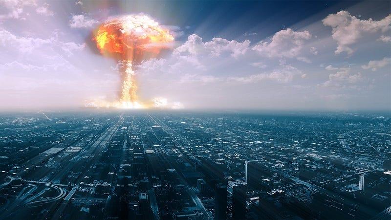 nuclear bomb ile ilgili görsel sonucu