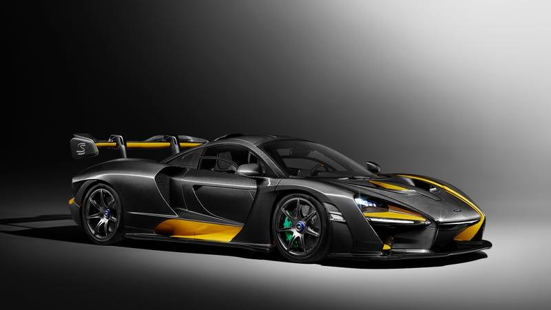 Illustration for article titled Make Your McLaren Senna Less Ugly With Carbon Fiber For A Mere $400,000