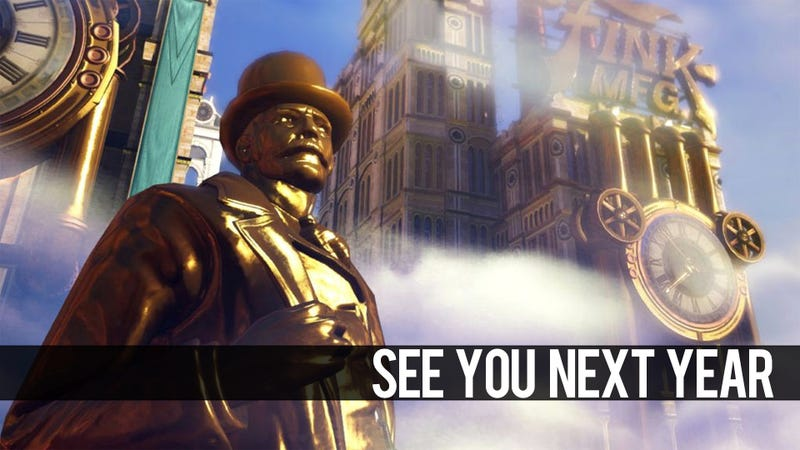 Illustration for article titled BioShock Infinite Delayed to 2013 [UPDATE]