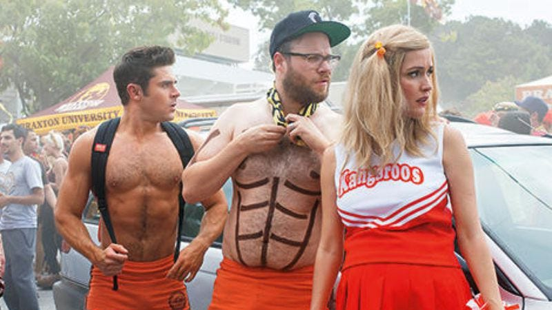 Illustration for article titled Chicago, see Neighbors 2: Sorority Rising early and for free