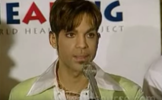 Prince in 1997YouTube screenshot